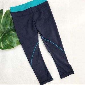 Lululemon workout leggings size 4